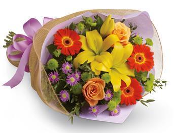 Bright Lights - Flower Bouquet