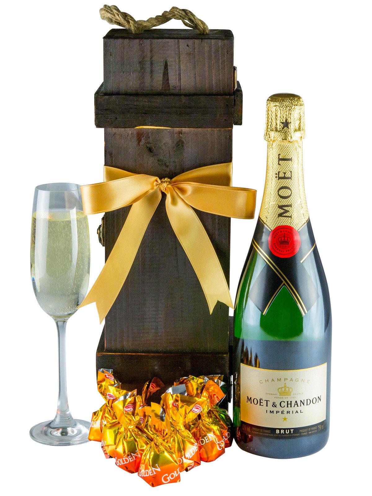 Magical Moet - Gourmet Champagne Gift Hamper