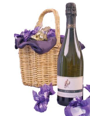 Sparkling Truffles - Wine Gift Hamper