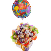 Birthday Wishes - Chocolate Hamper