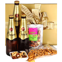 Liquid Gold - Free Chocolate Macadamias - Gift Hamper