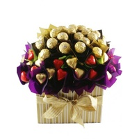 Flowers of Ferrero - Easter Gift Hamper