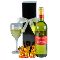 Crisp & Clear - White Wine Gift Hamper