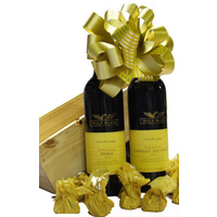 Inspired by Yellow - Wine Hamper