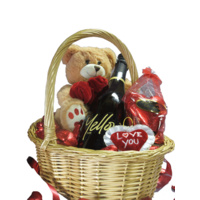 Valentines Celebration - Valentines Hamper