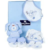 Honey Bunny Boy - Baby Hamper