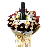 First Class Bubbles - Valentines Hamper