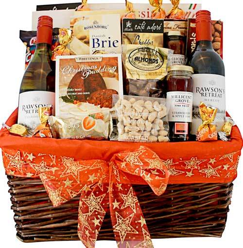 Christmas gifts christmas gift baskets christmas hampers christmas craving christmas hamper negle Images