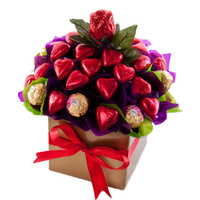 Rose Garden - Chocolate Hamper