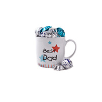 Just For Dad $15 Off - Chocolate Mug Hamper