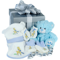 Bouncing Baby Boy - Baby Hamper