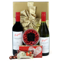 Red and White Delight - Valentines Hamper