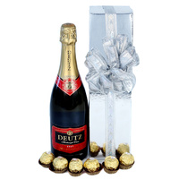 Pop The Cork - Valentines Hamper