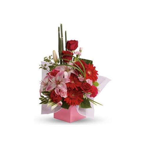Artistic Expression - Flower Arrangement
