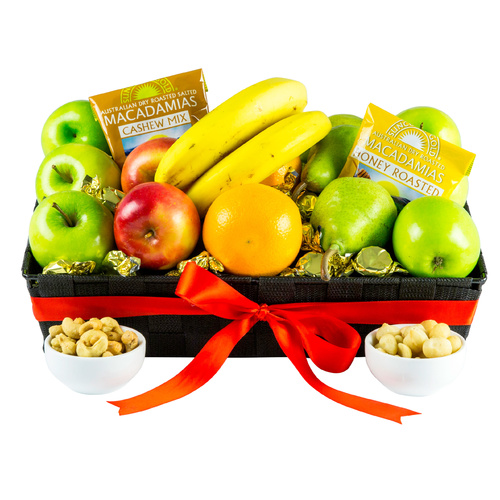 Fruit And Nut - Fruit Basket