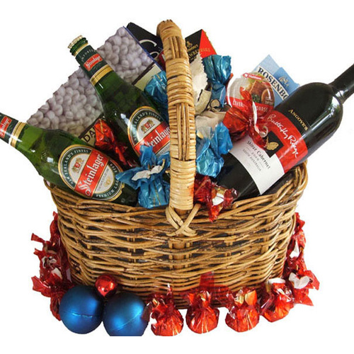 Christmas Giving - Christmas Hamper