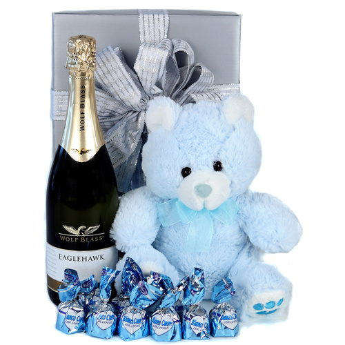 Sweet Little Boy - Baby Hamper